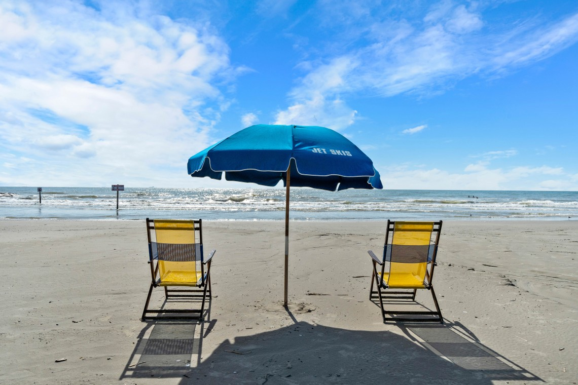 beach guide for galveston tx